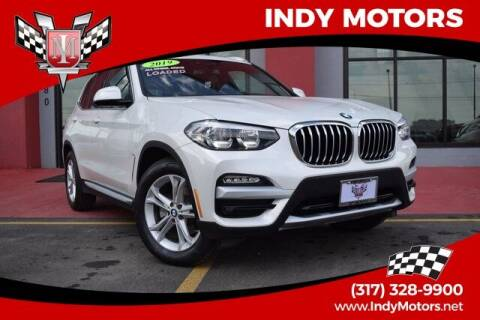 2019 BMW X3 for sale at Indy Motors Inc in Indianapolis IN