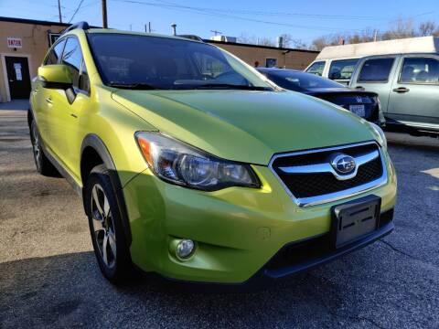 2014 Subaru XV Crosstrek for sale at Porcelli Auto Sales in West Warwick RI