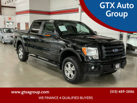 2009 Ford F-150 for sale at GTX Auto Group in West Chester OH