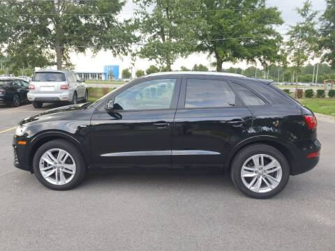 2018 Audi Q3 for sale at Econo Auto Sales Inc in Raleigh NC