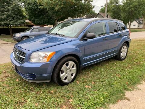 2007 Dodge Caliber for sale at BROTHERS AUTO SALES in Hampton IA