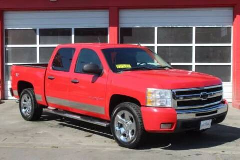 2011 Chevrolet Silverado 1500 for sale at Truck Ranch in Logan UT