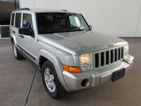 2006 Jeep Commander for sale at QUALITY MOTORCARS in Richmond TX