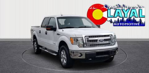 2014 Ford F-150 for sale at Layal Automotive in Englewood CO