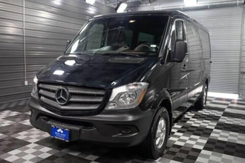 2016 Mercedes-Benz Sprinter Passenger for sale at TRUST AUTO in Sykesville MD