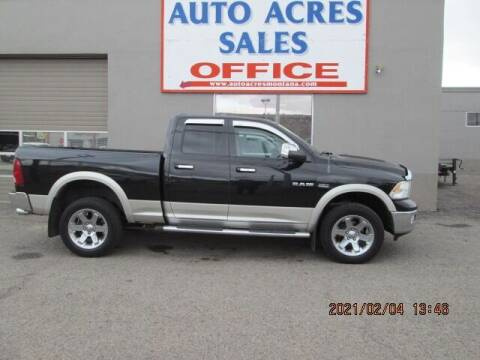 2010 Dodge Ram Pickup 1500 for sale at Auto Acres in Billings MT