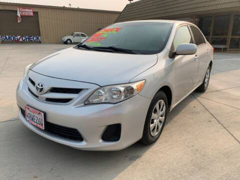 2011 Toyota Corolla for sale at Los Compadres Auto Sales in Riverside CA