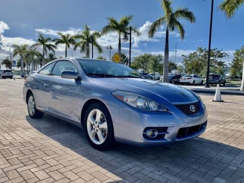 2007 Toyota Camry Solara for sale at AUTOSPORT MOTORS in Lake Park FL