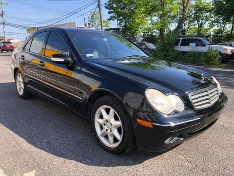 2002 Mercedes-Benz C-Class for sale at Autos Under 5000 + JR Transporting in Island Park NY