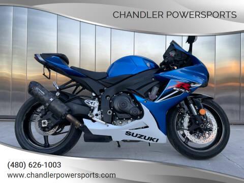 2014 Suzuki GSX-R600 for sale at Chandler Powersports in Chandler AZ