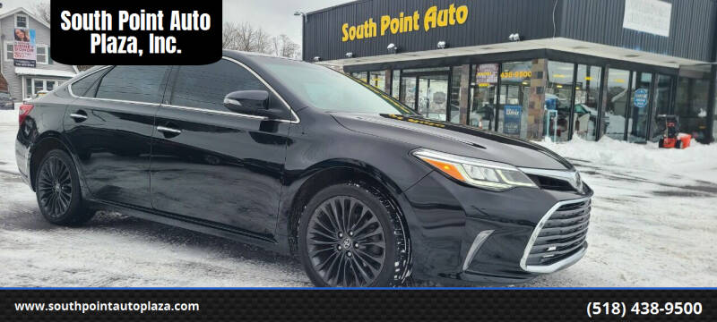 2017 Toyota Avalon for sale at South Point Auto Plaza, Inc. in Albany NY