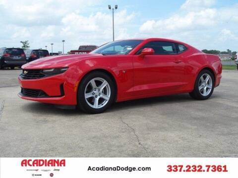 2020 Chevrolet Camaro for sale at ACADIANA DODGE CHRYSLER JEEP in Lafayette LA