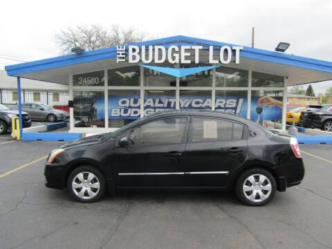 2010 Nissan Sentra for sale at THE BUDGET LOT in Detroit MI