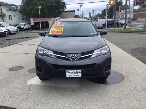 2015 Toyota RAV4 for sale at Steves Auto Sales in Little Ferry NJ