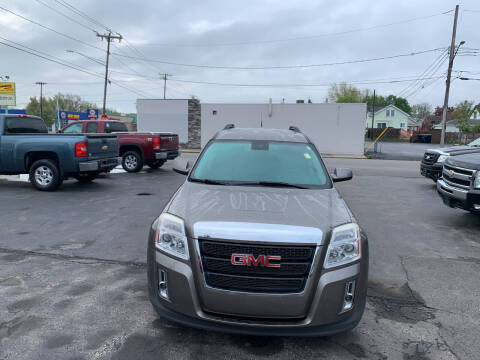 2012 GMC Terrain for sale at L.A. Automotive Sales in Lackawanna NY