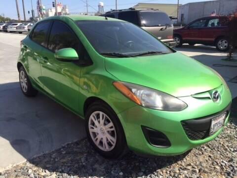 2012 Mazda MAZDA2 for sale at GreenLight  Auto Sales in Modesto CA