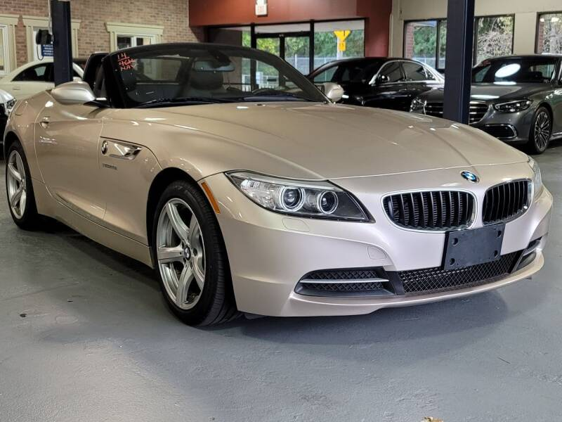 2014 BMW Z4 for sale at AW Auto & Truck Wholesalers  Inc. in Hasbrouck Heights NJ