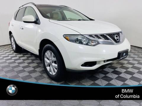 2012 Nissan Murano for sale at Preowned of Columbia in Columbia MO