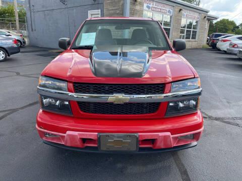 2007 Chevrolet Colorado for sale at Rod's Automotive in Cincinnati OH