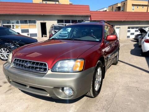 2004 Subaru Outback for sale at ELITE MOTOR CARS OF MIAMI in Miami FL