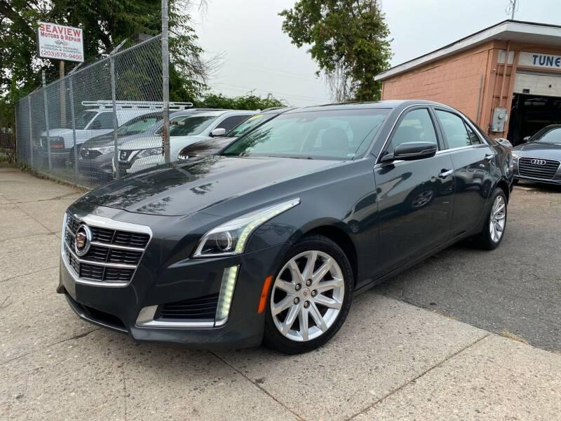 2014 Cadillac CTS for sale at Seaview Motors and Repair LLC in Bridgeport CT