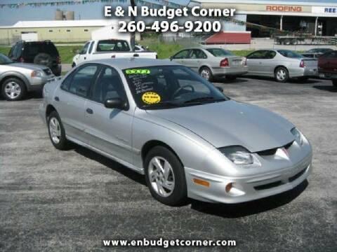2002 Pontiac Sunfire for sale at Budget Corner in Fort Wayne IN