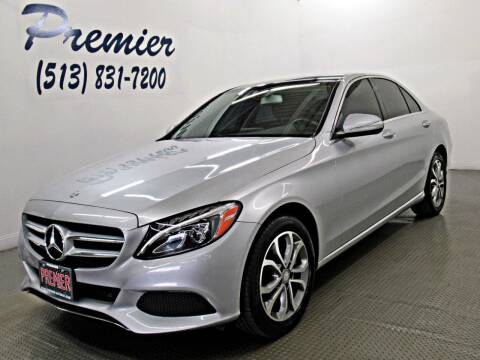 2015 Mercedes-Benz C-Class for sale at Premier Automotive Group in Milford OH