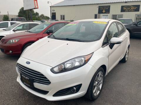2016 Ford Fiesta for sale at BELOW BOOK AUTO SALES in Idaho Falls ID