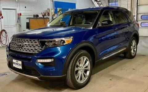 2021 Ford Explorer for sale at Reinecke Motor Co in Schuyler NE