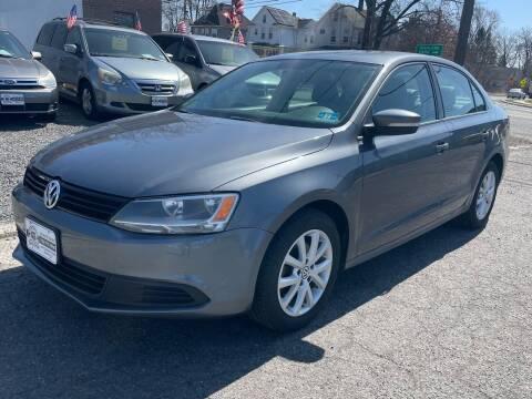 2011 Volkswagen Jetta for sale at EZ Auto Sales , Inc in Edison NJ