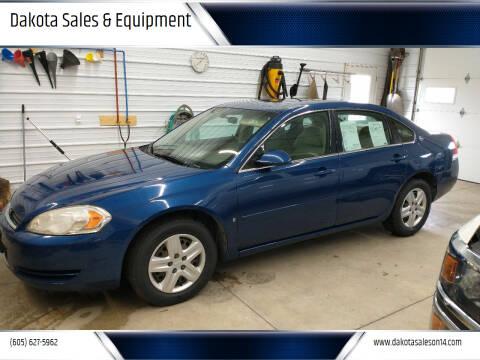 2006 Chevrolet Impala for sale at Dakota Sales & Equipment in Arlington SD