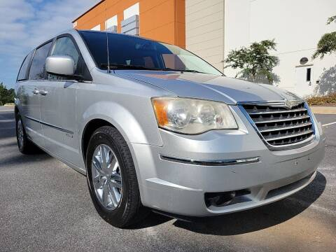 2010 Chrysler Town and Country for sale at ELAN AUTOMOTIVE GROUP in Buford GA