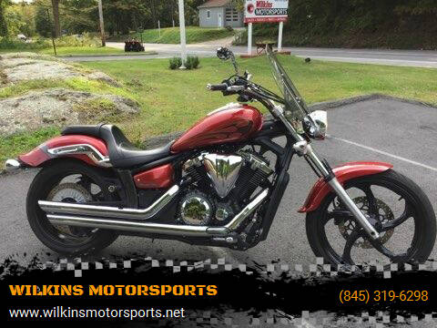 2011 Yamaha Stryker for sale at WILKINS MOTORSPORTS in Brewster NY