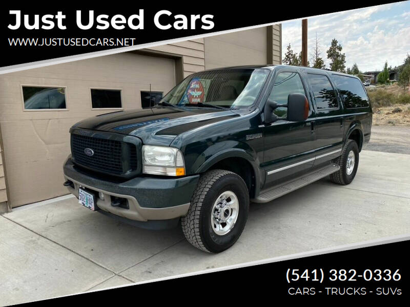 2003 Ford Excursion for sale at Just Used Cars in Bend OR