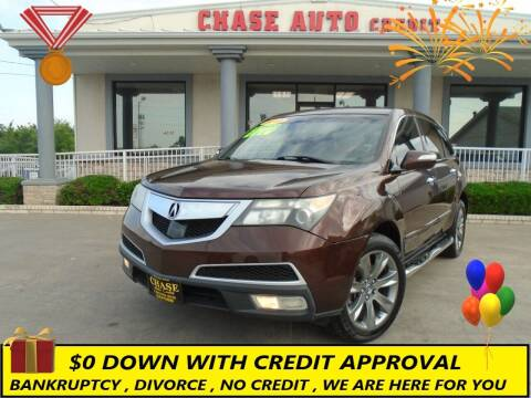 2010 Acura MDX for sale at Chase Auto Credit in Oklahoma City OK