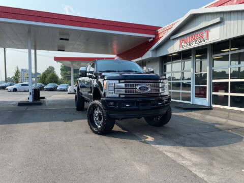 2018 Ford F-250 Super Duty for sale at Furrst Class Cars LLC  - Independence Blvd. in Charlotte NC