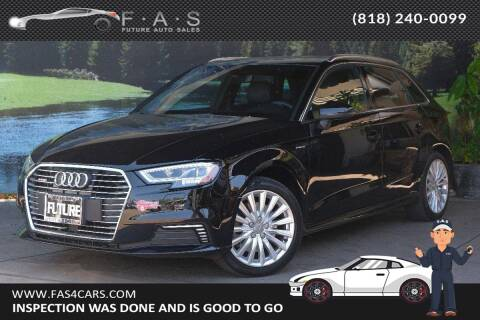 2018 Audi A3 Sportback e-tron for sale at Best Car Buy in Glendale CA