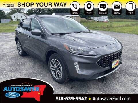 2021 Ford Escape for sale at Autosaver Ford in Comstock NY