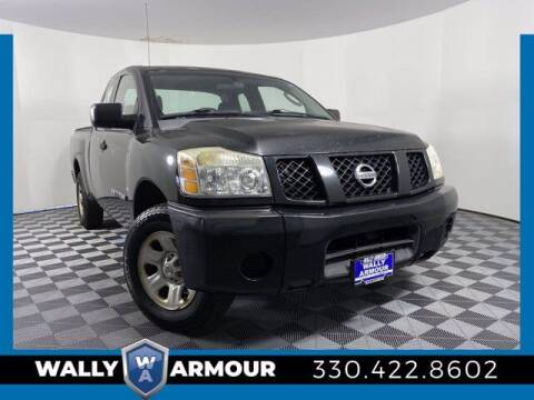2006 Nissan Titan for sale at Wally Armour Chrysler Dodge Jeep Ram in Alliance OH