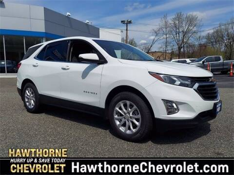 2018 Chevrolet Equinox for sale at Hawthorne Chevrolet in Hawthorne NJ