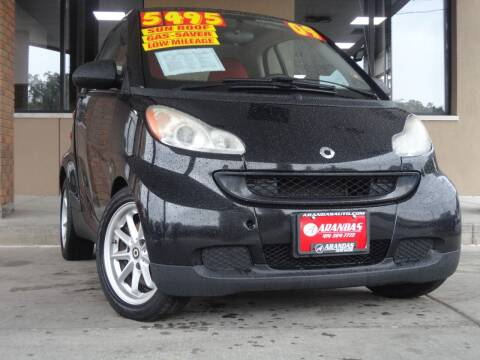 2009 Smart fortwo for sale at Arandas Auto Sales in Milwaukee WI