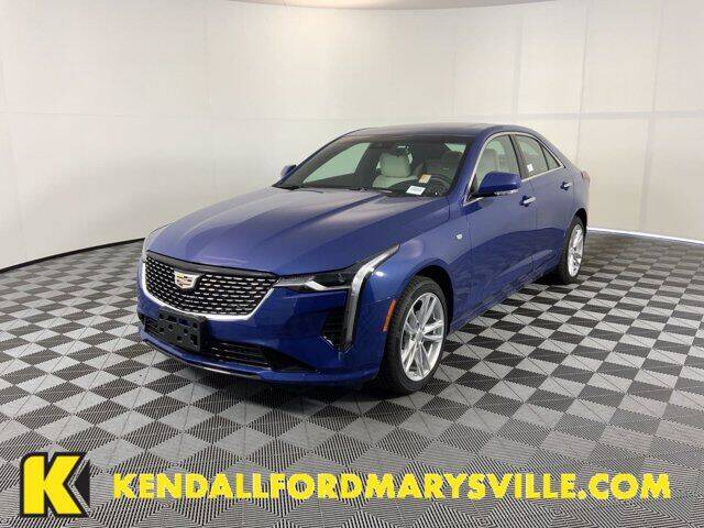 2021 Cadillac CT4 for sale in Marysville, WA