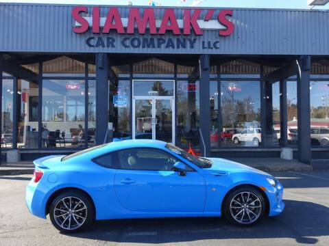2020 Toyota 86 for sale at Siamak's Car Company llc in Salem OR