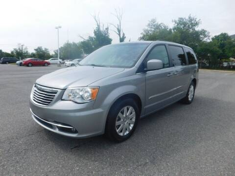 2016 Chrysler Town and Country for sale at AMERICAR INC in Laurel MD
