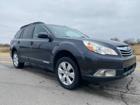 2012 Subaru Outback for sale at ILUVCHEAPCARS.COM in Tulsa OK