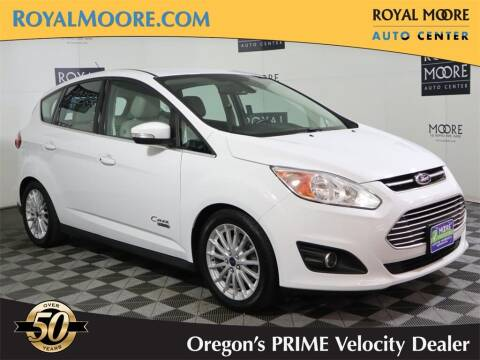 2014 Ford C-MAX Energi for sale at Royal Moore Custom Finance in Hillsboro OR