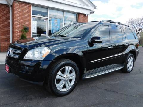 2008 Mercedes-Benz GL-Class for sale at Delaware Auto Sales in Delaware OH