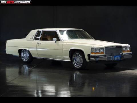 1984 Cadillac DeVille for sale at NBS Auto Showroom in Milpitas CA