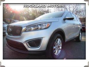 2016 Kia Sorento for sale at Rockland Automall - Rockland Motors in West Nyack NY