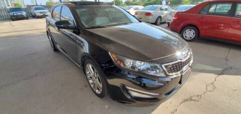 2013 Kia Optima for sale at Divine Auto Sales LLC in Omaha NE